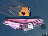 James Webb Space Telescope (JWST), Nasa