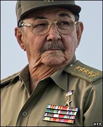 Raul Castro (archive)