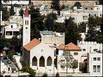 كنيسة في عمان