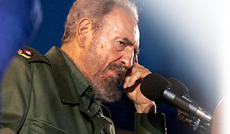 Castro deja el poder
