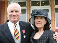 Clive and Linda Radley