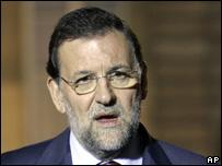 PP leader Mariano Rajoy