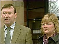 Brian and Ann Nicholl