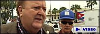 Exiliado cubano en Miami