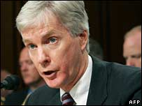 US ambassador to Iraq, Ryan Crocker