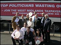 Taxpayers' Alliance West Midlands launch