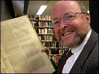 Prof David Trotter