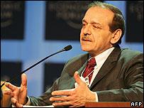 Yasser Abed Rabbo - January 2005