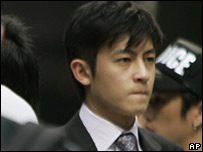 Edison Chen (file photo)