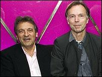 Alain Boublil and Jonathan Kent