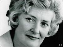 Actress Mary Barclay