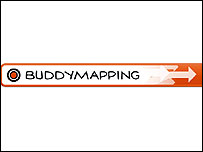 Buddymapping website