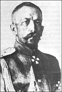 Генерал Корнилов (фото с сайта www.hrono.ru)