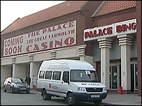 Palace Bingo