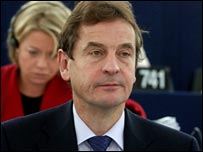 Chris Davies, British Lib Dem MEP (Courtesy European Parliament)