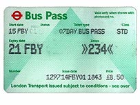 Bus Pass