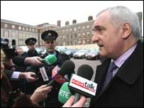 Mr Ahern is taking a legal challenge against the inquiry