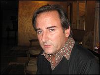 Juan Carlos Lecompte, esposo de Ingrid Betancourt