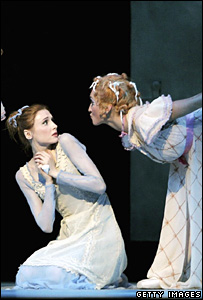 Bolshoi Ballet production of Cinderella at Royal Opera House