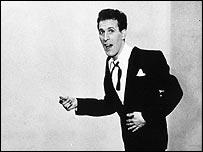 Bruce Forsyth in 1950