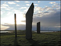 Stones of Stenness [Pic: Undiscovered Scotland]