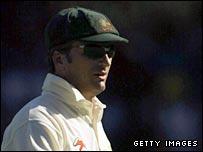 Former Australia captain Steve Waugh