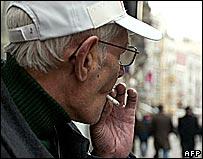 A turkish smoker