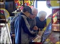 Amusement arcade in Ramsgate