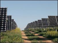 Serpa solar power station