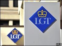 LGT Group HQ in Vaduz