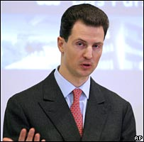 Prince Alois addresses media in Vaduz on Tuesday 19 February 2008