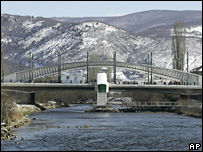 Bridge over the River Ibar