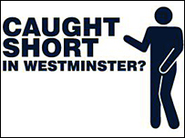 Westminster toilet sign