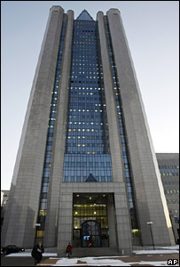 Gazprom's Moscow headquarters