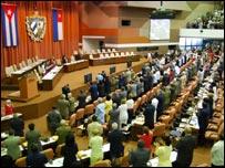 Asamblea Nacional de Cuba (Foto: Raquel Pérez)