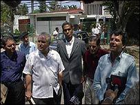 Disidentes cubanos (Foto: Raquel Pérez)