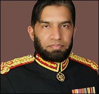 Lt Gen Mushtaq Baig