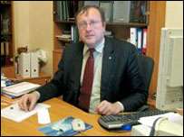 Professor Stanislav Tkachenko