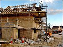 Building site (Image: PA)