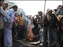 Madheshi protesters