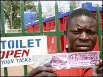 Tourist friendly toilets