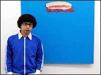 Artist Chen Jie