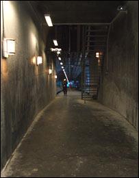 Svalbard vault (BBC)