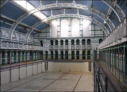 Moseley Road Baths, built by William Hale & Son and opened in 1907