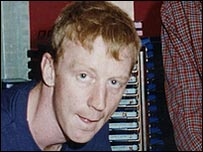 Dave Rowntree, pictured in 1995