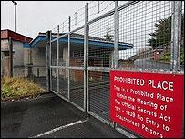 Grosvenor Barracks Military Base, Enniskillen