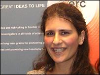 Katerina Aifantis (Image: ERC)