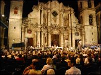 Catedral de La Habana (Foto: Raquel Pérez)