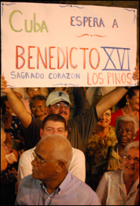 Creyentes cubanos (Foto: Raquel Pérez)