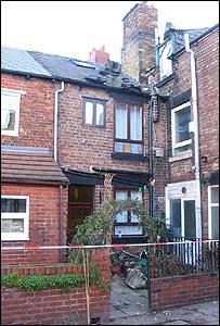 House in Barnsley Road, Wombwell